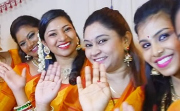 Malaysian Indian Wedding Highlights Of Dato Kumarasen & Datin Subashini