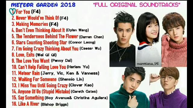 Meteor Garden 2018 Ost Download Boyglarraten S Ownd