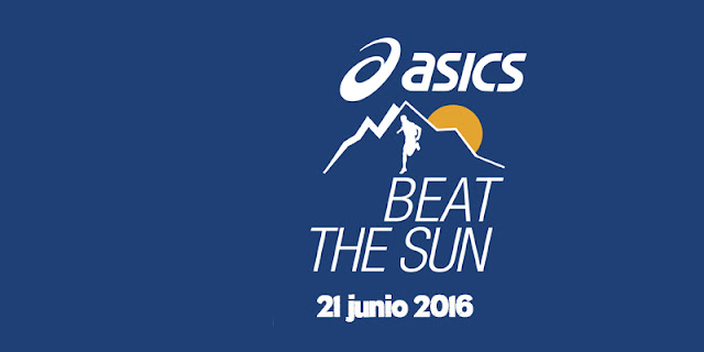 Asics Beat The Sun