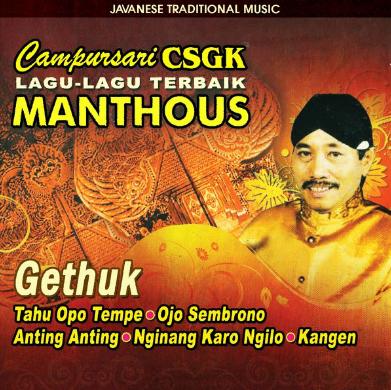Download Kumpulan Lagu Manthous Mp3 Campursari Full Album