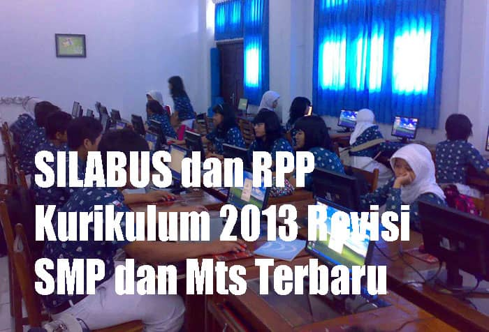 silabus rpp smp mts