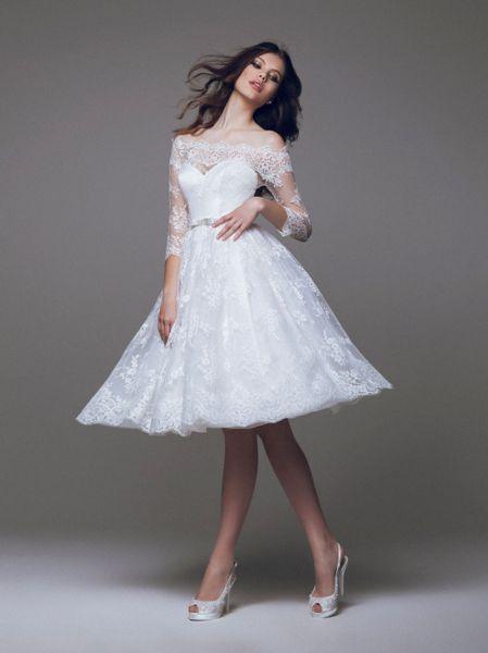 Vestidos de novia civil