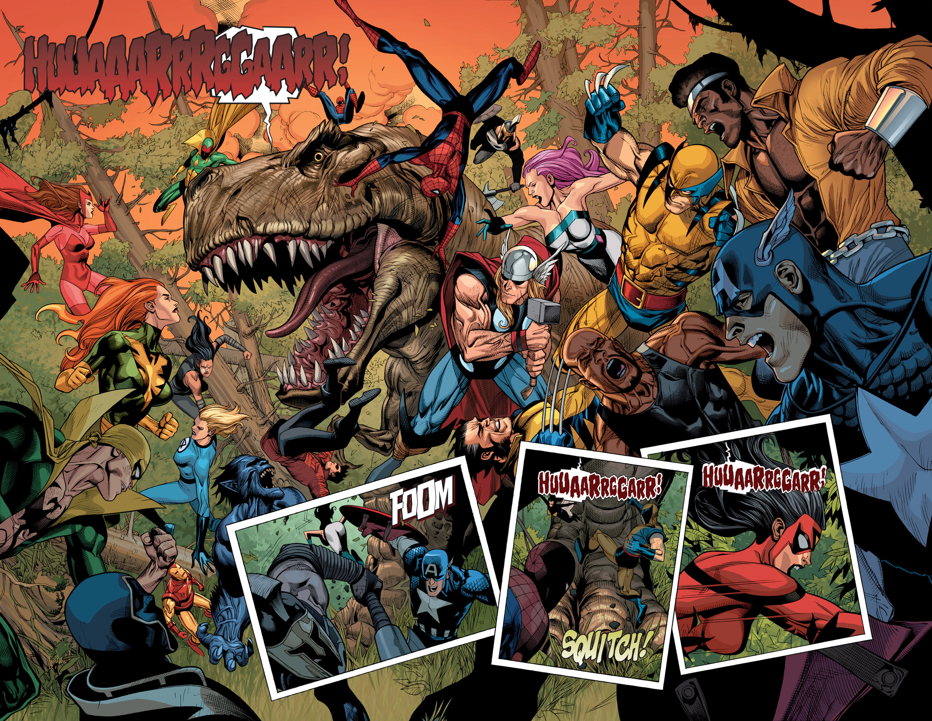 Read online Secret Invasion comic -  Issue #2 - 10