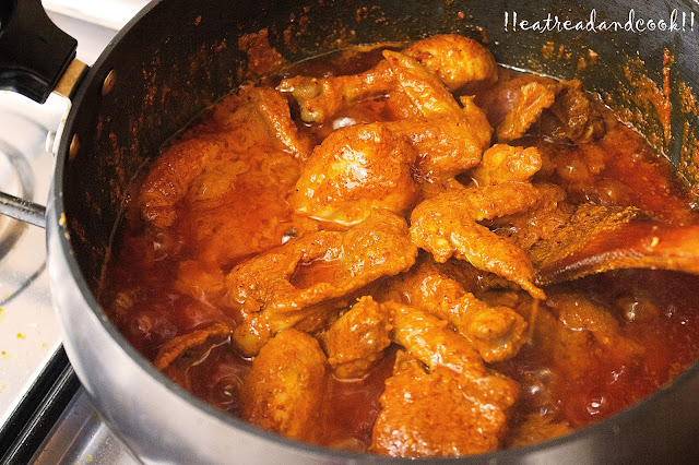 how to cook Bhuna Chicken recipe