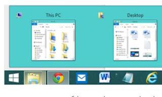 barra applicazioni windows