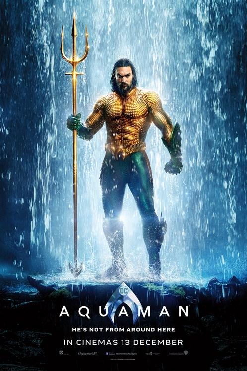 Review Filem Aquaman