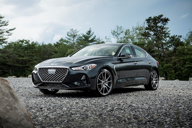 """2019 Luxury Car Of The Year: Genesis G70 Named AutoGuide """"2019 Car Of The Year"""