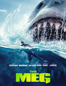 Sinopsis pemain genre Film The Meg (2018)