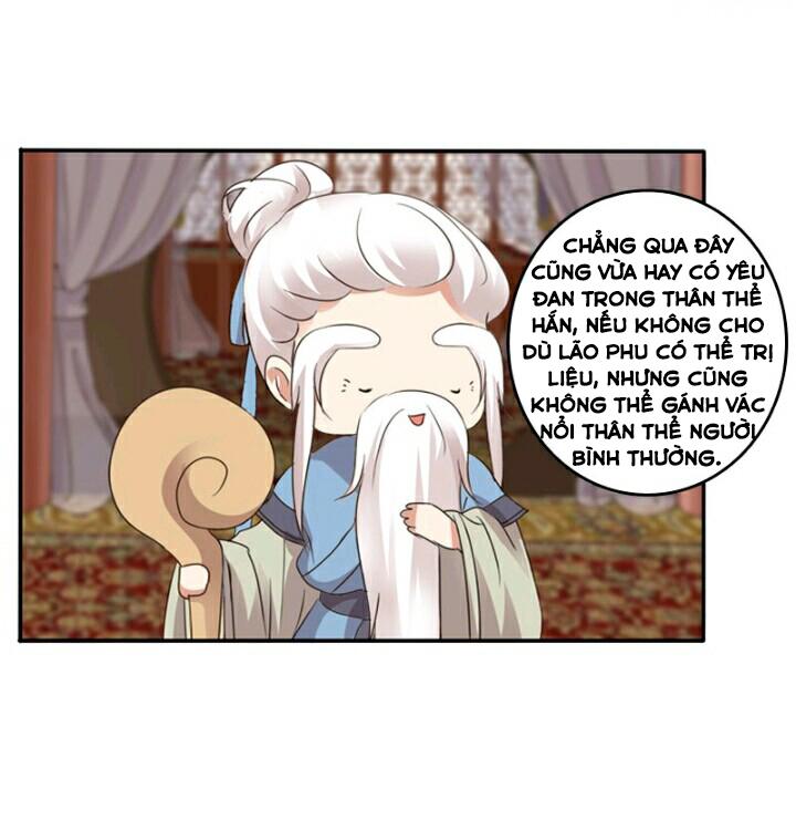 Thông Linh Phi Chap 116.5