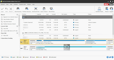 download minitool partition wizard gratis