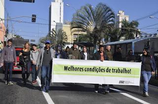 Guarda Municipal de Campinas reivindica melhores condições de trabalho