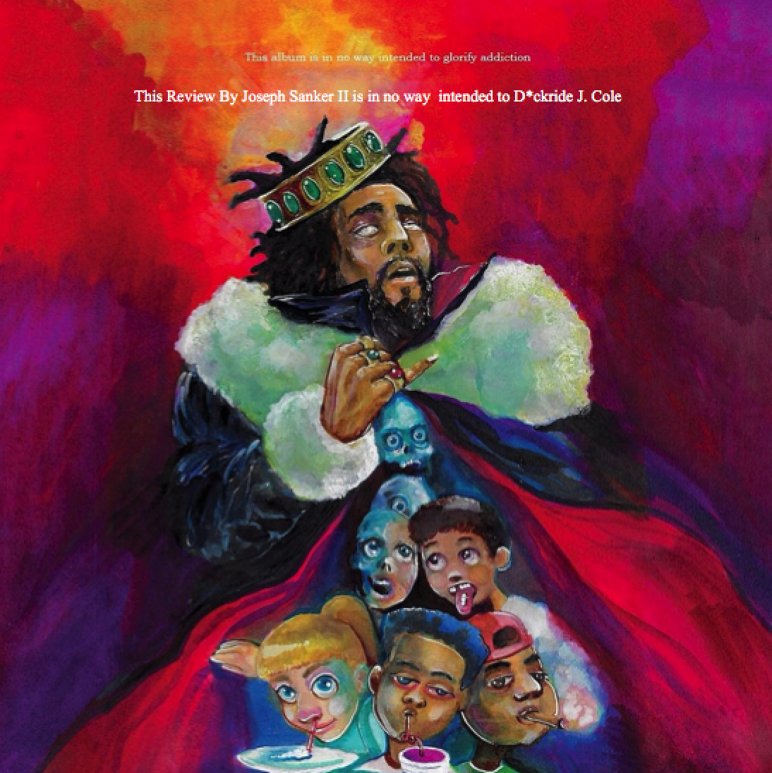 6892bafd1 Hip Hop   Other Things  J. Cole - KOD  My Track By Track Review