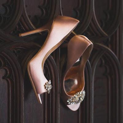 Zapatos de novia para jovencitas