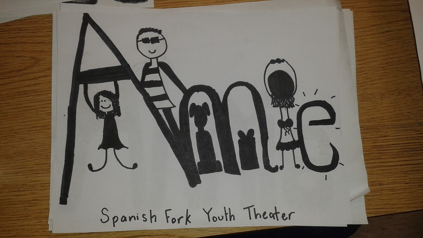 """Reconline Spanish Fork >> Spanish Fork Youtheatre """"Lets Play"""""""