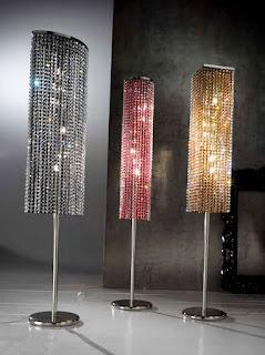 Görevi aydınlatma olan lambalar