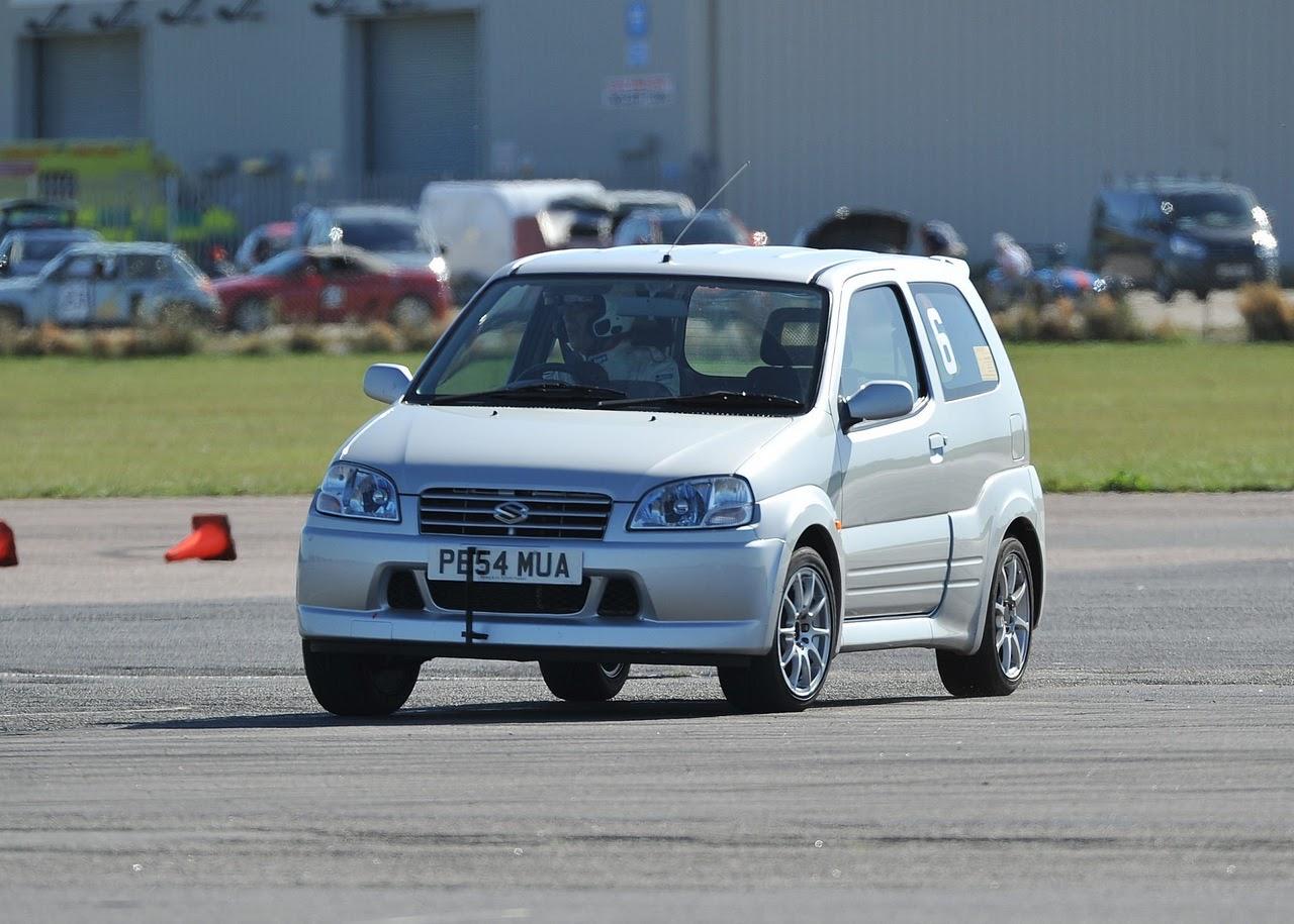 Suzuki Ignis Sport, HT81S, M15A, samochód do KJS, amatorskie wyścigi