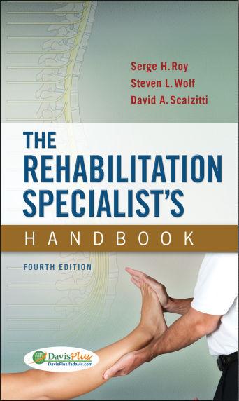Rehabilitation Specialist's Handbook [PDF]- The - Roy, Serge H.