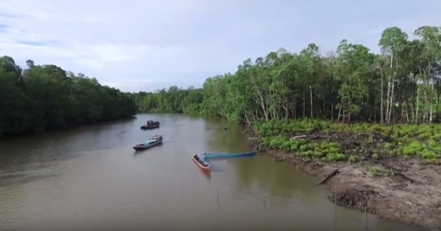 menuju taman nasional lorentz Papua