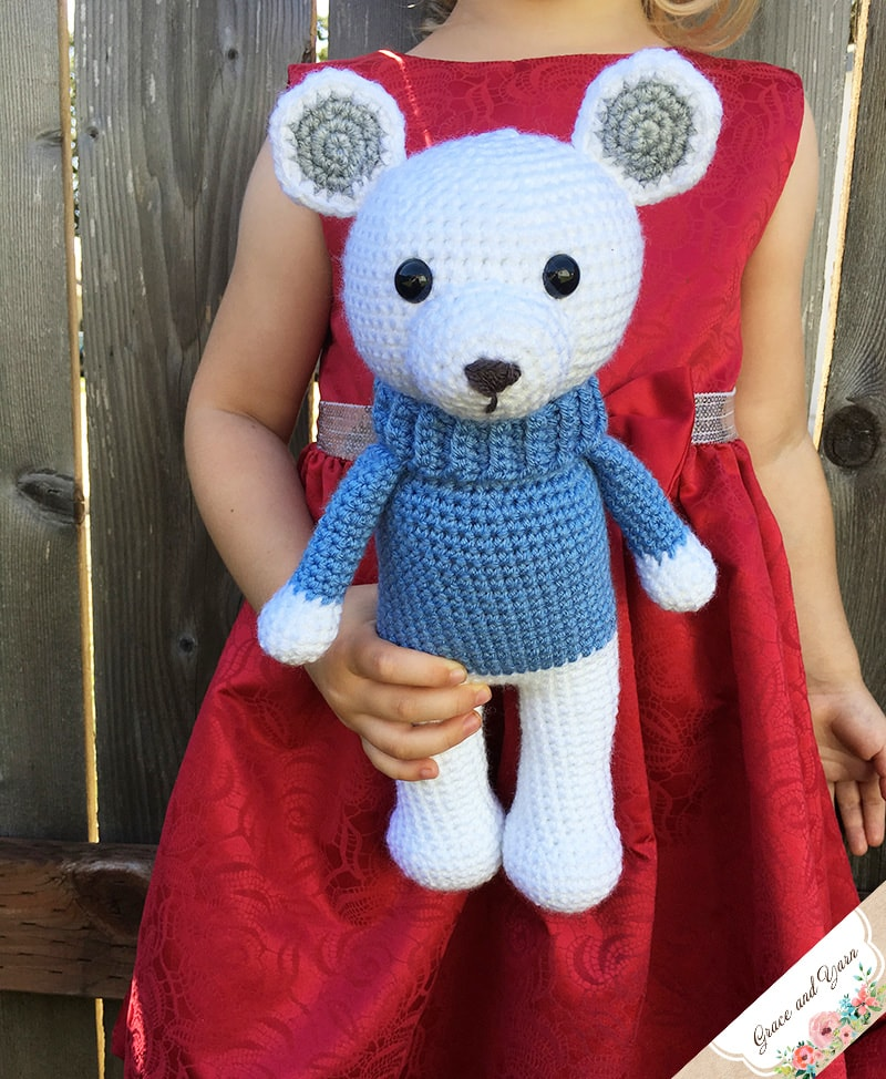 Awesome Free Amigurumi Bear Pattern Idea! Very Cute in 2020 ... | 974x800