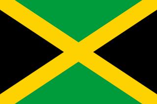 Gambar Bendera Negara Jamaika