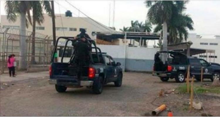 La Herencia de El Chapo Guzman; 29 reos se fugan por tunel en Tamaulipas