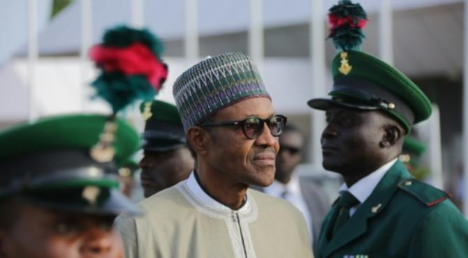 Nigeria's President Muhammadu Buhari was voted into power in 2015 on an anti-corruption platform. By Sunday Aghaze (AFP/File). Abuja (AFP) - President Muhammadu Buhari on Thursday set out his vision for a better Nigeria, imagining an incorruptible paradise where drivers do not run red lights and internet scams are a thing of the past.
