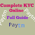 How to Complete KYC in Paytm Online