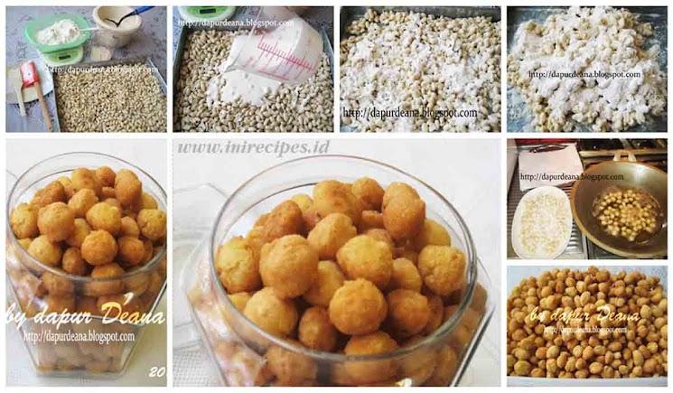 Membuat Kacang Telur Sendiri Lebih Enak Manis Gurih Dan Renyah