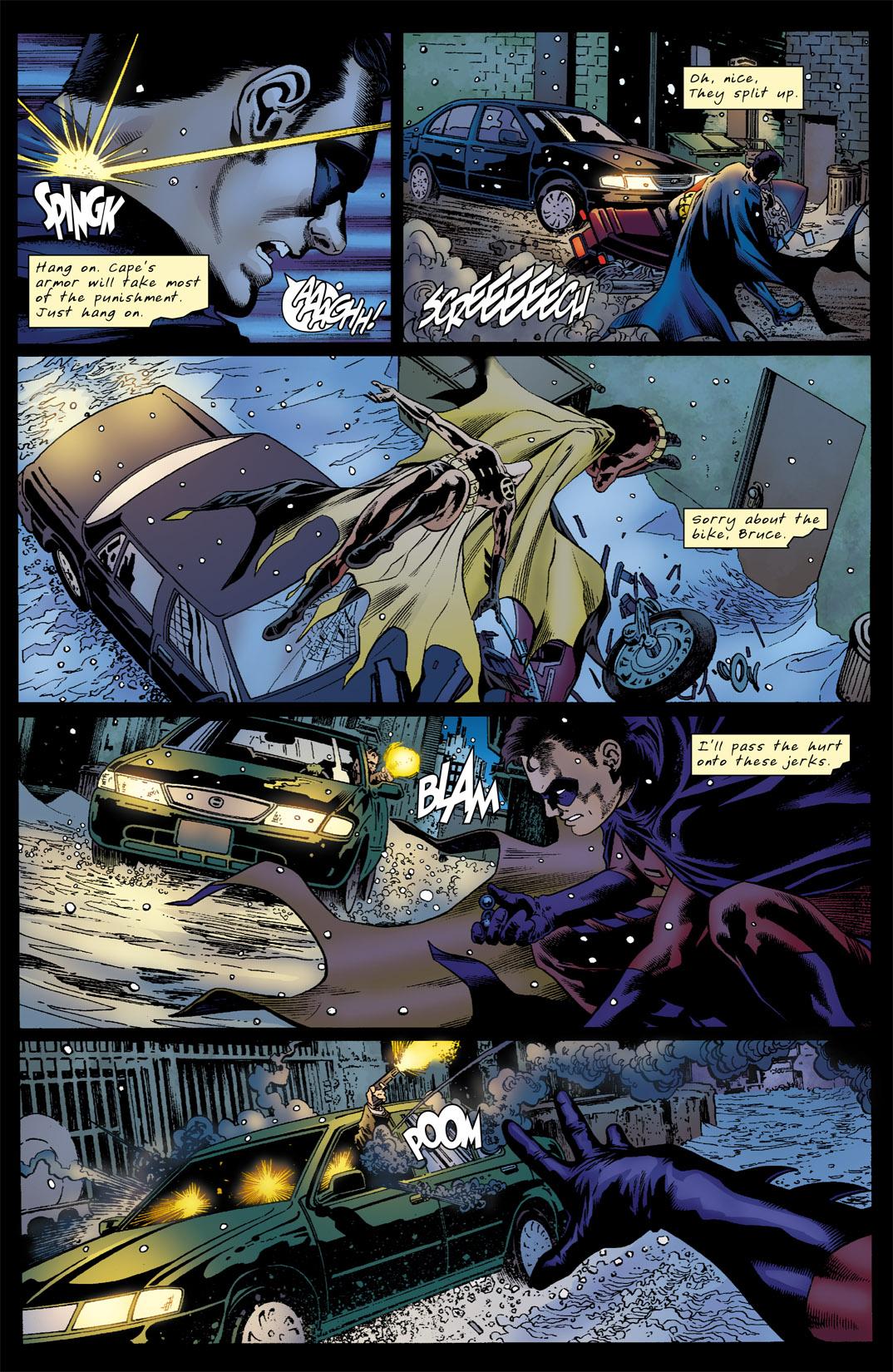 Detective Comics (1937) 826 Page 2