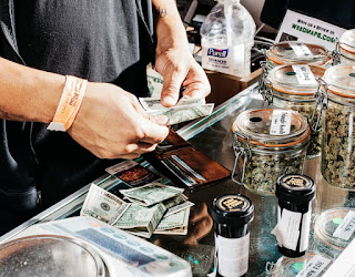 Accounting for cannabis business