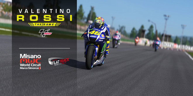 Valentino Rossi The Game Image