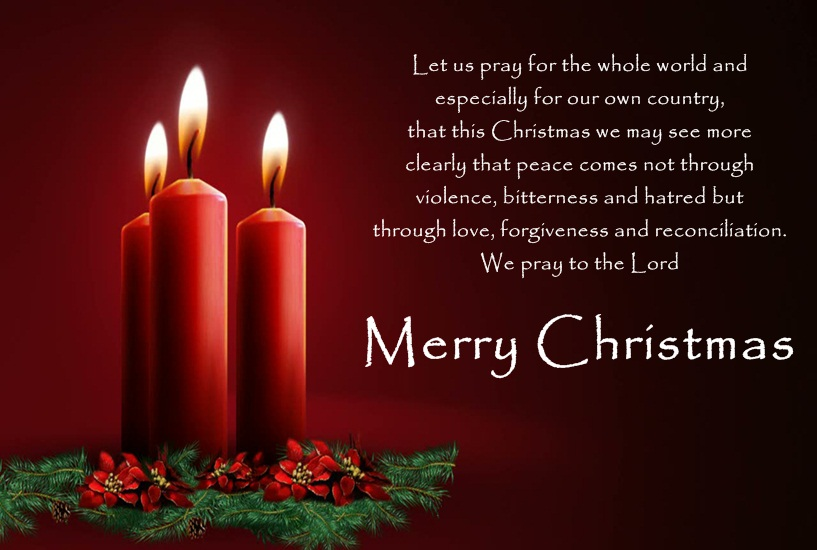 Image of Christmas Prayers Of The Faithful