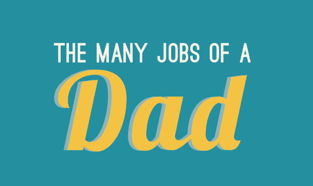 The Many Jobs of a Dad