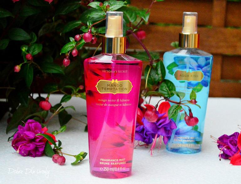 Victoria's Secret perfumowane mgiełki do ciała Mango Temptation