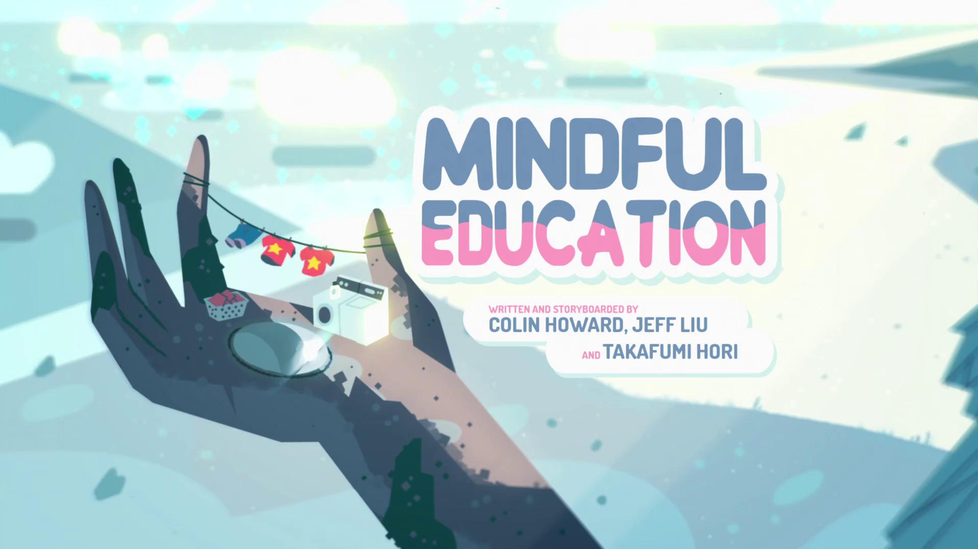 Steven Universo - Educação de Consciência