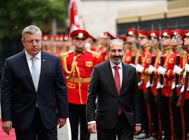 Armenia y Georgia confirman implementarán proyectos a largo plazo