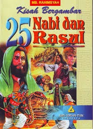 "DOWNLOAD EBOOK ISLAM ""KISAH 25 NABI DAN RASUL"""