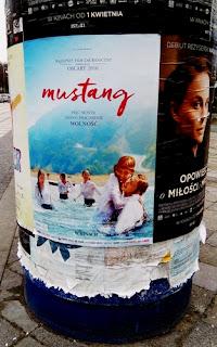 mustang film poster plakat