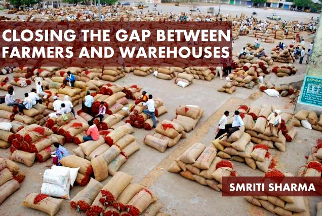 B&E | Closing the Gap Between Farmers and Warehouses by Smriti Sharma