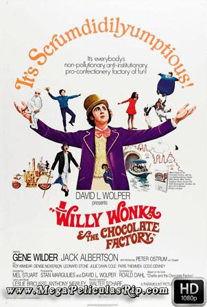 Willy Wonka Y La Fabrica De Chocolate [1080p] [Latino-Ingles] [MEGA]