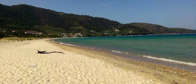 Plaże w Grecji