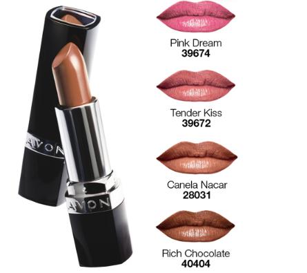 Lipstik berwarna Coklat juga cocok untuk bibir berwarna gela