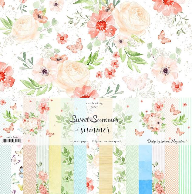Новая летняя коллекция - Sweet Summer от Summer Studio в подарок! до 27 июня