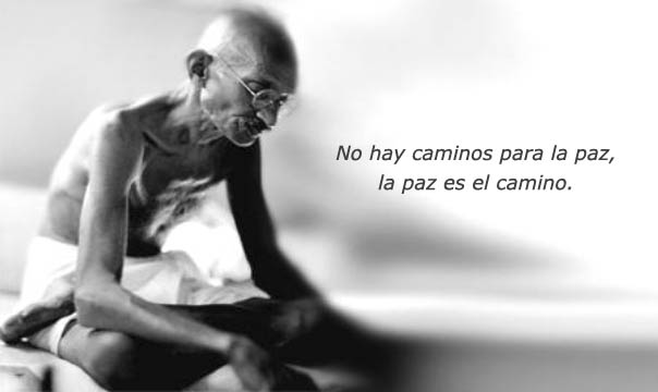 Frases Célebres Mahatma Gandhi Vida