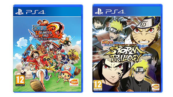 One Piece: Unlimited World Red Deluxe Edition y Naruto Shippuden: Ultimate Ninja Storm Trilogy llegarán a Europa