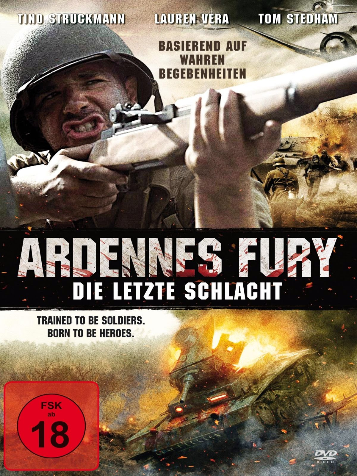 Ardennes Fury สงครามปฐพีเดือด [HD][พากย์ไทย]