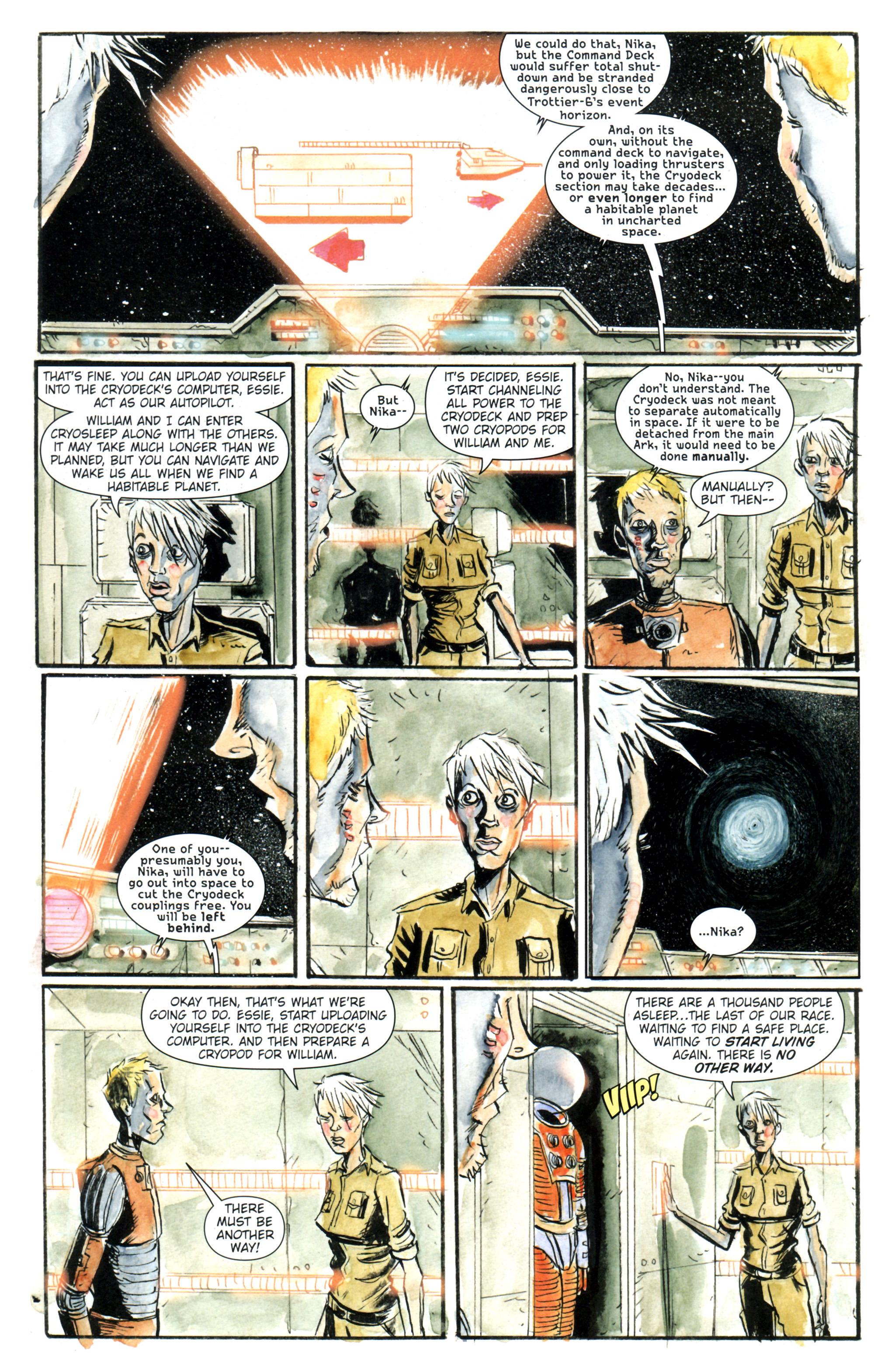 Read online Trillium comic -  Issue #8 - 14