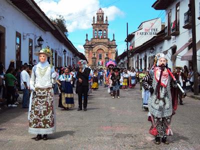 fiestas patrias pátzcuaro 2017