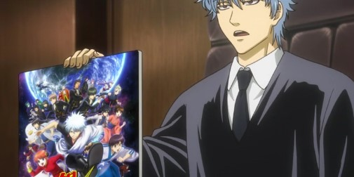 Gintama: Shirogane no Tamashii-hen 2 – Episódio 14 – Final
