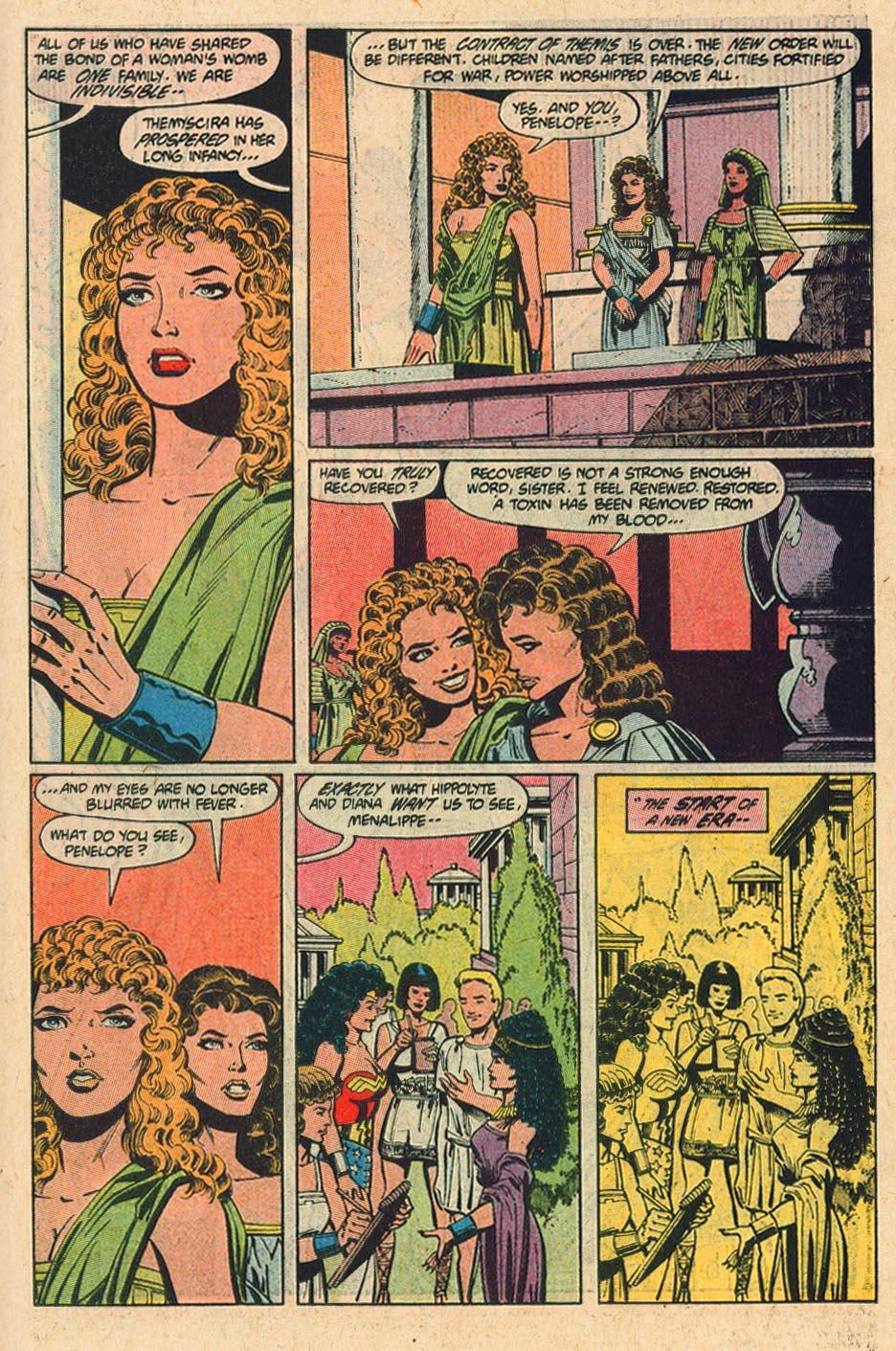 Read online Wonder Woman (1987) comic -  Issue #37 - 23